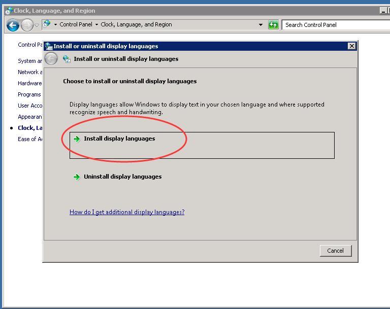 ioZoom英文版windows sever 2008系统安装中文语言包教程插图4