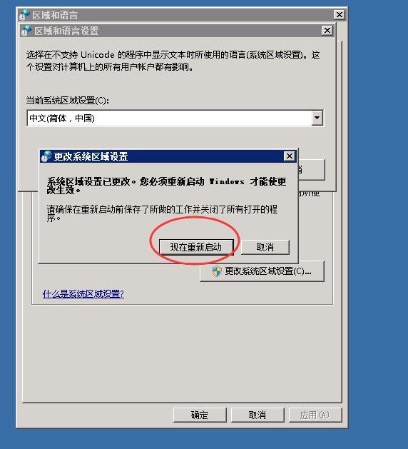 ioZoom英文版windows sever 2008系统安装中文语言包教程插图23
