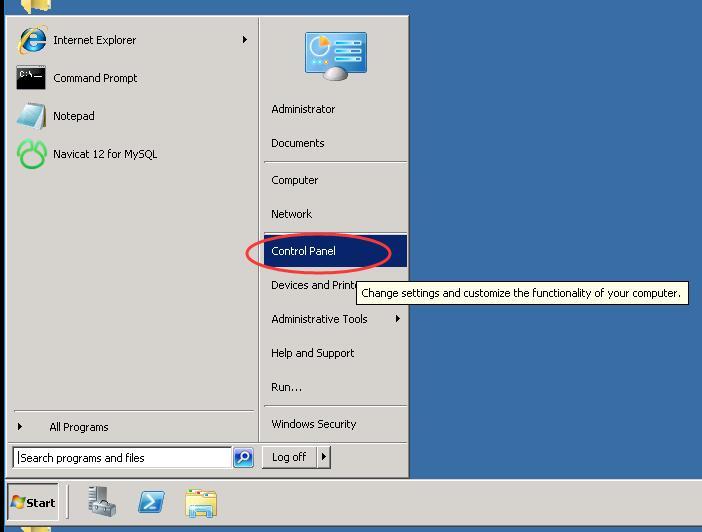 ioZoom英文版windows sever 2008系统安装中文语言包教程插图