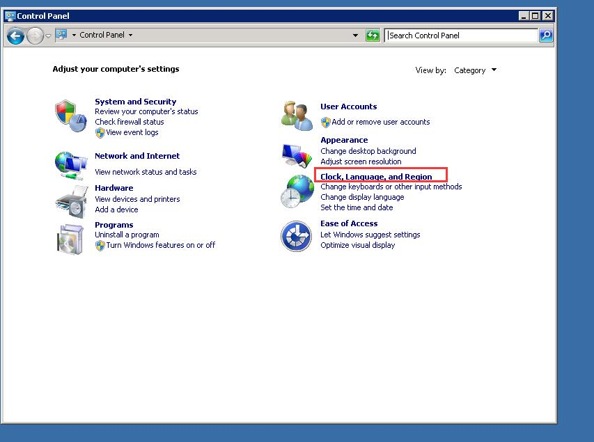 ioZoom英文版windows sever 2008系统安装中文语言包教程插图2